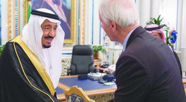 مذاکرات عربستان سعودی – کانادا در جده