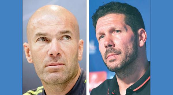 رئال مادرید و اتلتیکو .. دیدار انتقام