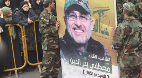 مصطفی مغنیه جانشین دایی و پدر خود در امنیت «حزب الله»