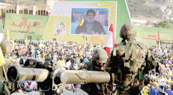 حزب الله متهم به ذخیره سازی أسلحه شیمیایی در خاک لبنان و سوریه شد