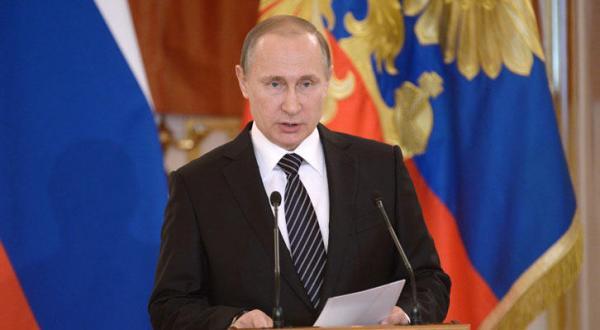 پوتین: عملیات نظامی ما در سوریه با شکاف روبه رو است
