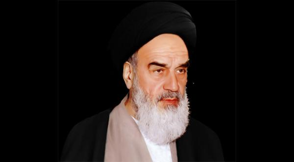 امام خمینی رهبر سابق ایران
