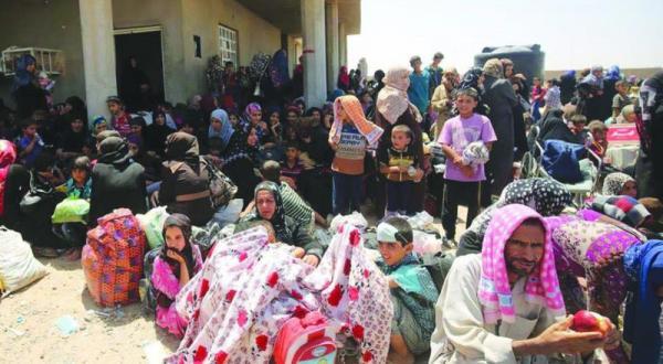 تحرک عراق برای آزادی ۲۵۰۰ غیرنظامی که در نزدیکی فلوجه در بازداشت «بسیج» هستند