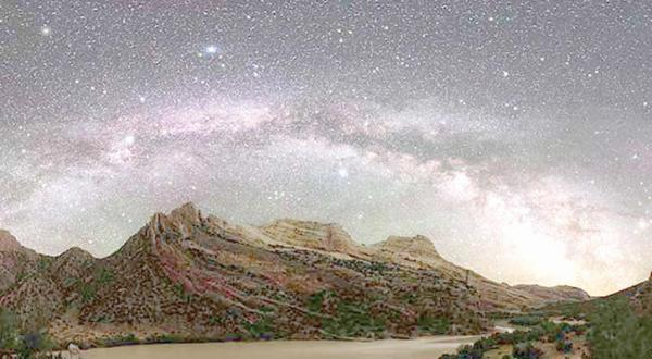 یک سوم از جمعیت جهان به علت آلودگی نوری ستارگان را نمی بینند