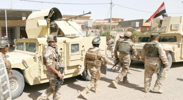 نخست وزیر عراق آزادسازی بخشی از شهر فلوجه اعلام کرد