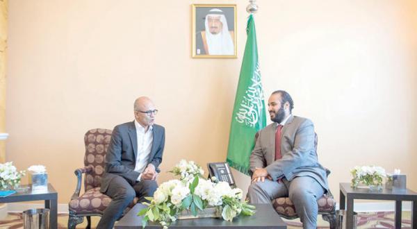 ایجاد دگرگونی دیجیتالی در سعودی