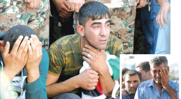اردن پس از عملیات الرکبان اردوگاه های پناهندگان سوری را متوقف می کند