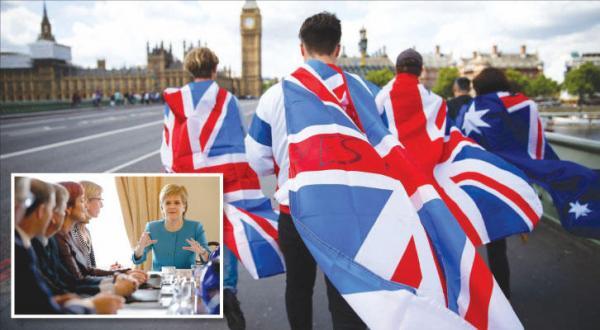 هرج و مرج سیاسی در انگلستان پس از همه پرسی