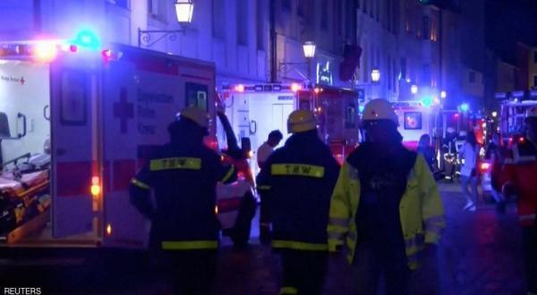 حمله انسباخ.. ضارب یک پناهنده سوری است که آلمان حاضر به اعطای تابعیت به او نشده بود
