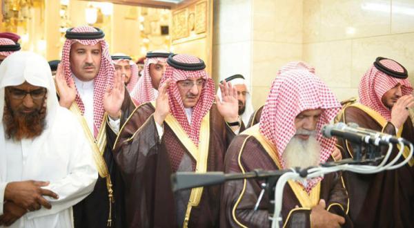 انفجار مسجد النبی خارج از کشور سعودی برنامه ریزی شد