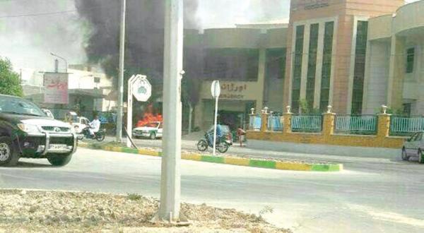 درگیری خشونت آمیز در پایتخت گاز ایران..و قربانیان عرب