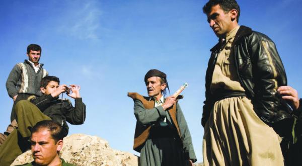 کردستان ایران در آستانه آتشفشان