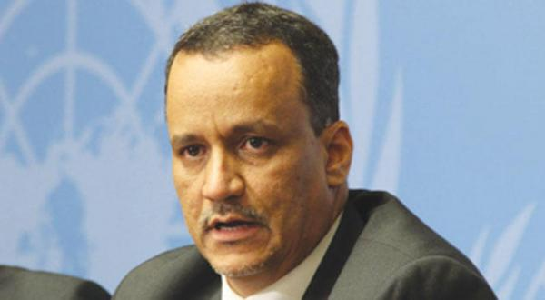 اسماعیل ولد الشیخ احمد فرستاده سازمان ملل به یمن