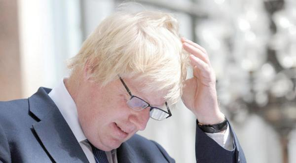 خشم غرب از انتصاب جانسون به عنوان وزیر خارجه انگلیس
