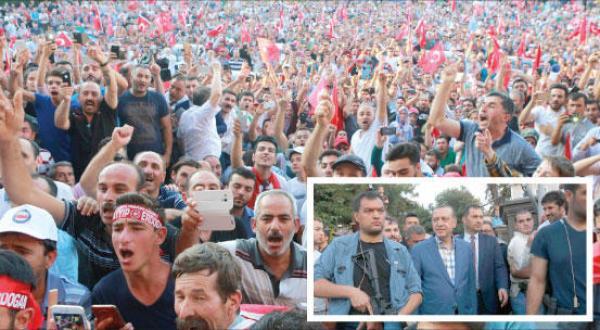 ترکیه بر ضد کودتا متحد می شود