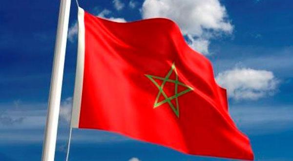 پرچم مراکش