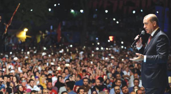 دستور کار اردوغان: کنار گذاشتن اختلافات همسایگان.. و توسعه پاکسازی در آموزش و پرورش و رسانه ها