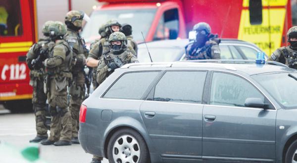 بعد از نیس.. مونیخ در معرض تروریسم