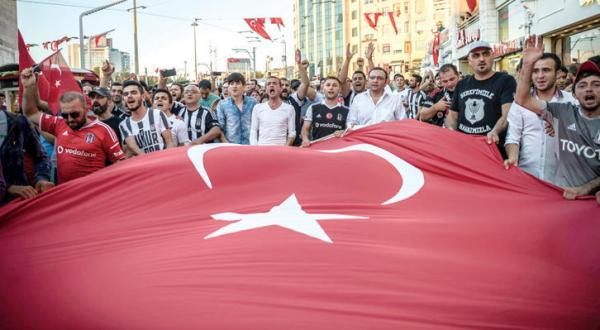 پاکسازی آموزش و پرورش اولین هدف اردوغان پس از وضعیت فوق العاده