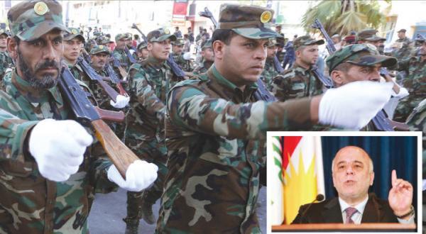 تنش میان شیعیان در عراق به شبه نظامیان در خیابان ها کشیده می شود