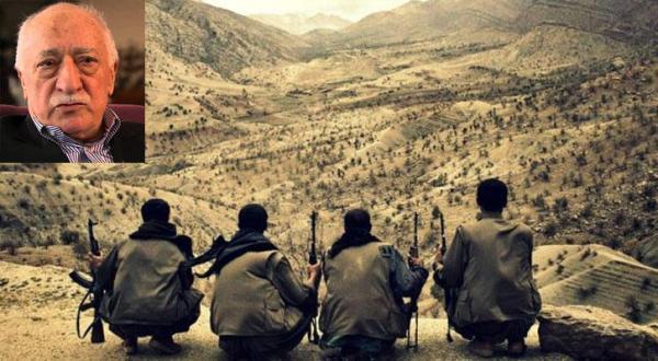 نگرانی های ترکیه از اتحاد گولن و کردها