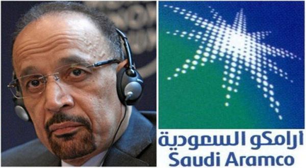 الفالح: زمان عرضه اولیه سهام «آرامکو» به بازار و نفت بستگی دارد