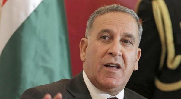 خالد العبیدی وزیر دفاع عراق