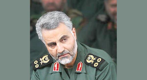 خشم عراقی ها از مکلف کردن سلیمانی به فرماندهی نبرد موصل