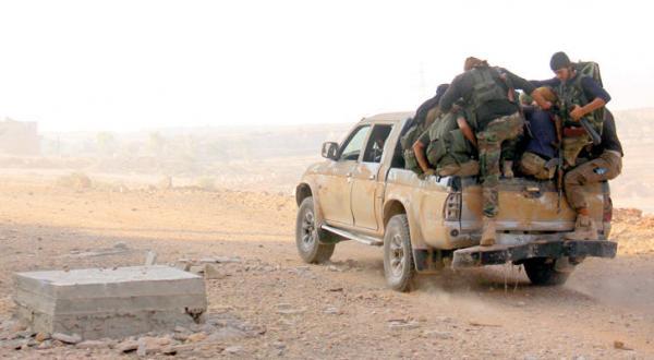 مخالفان نیروهای نظامی را در حلب محاصره می کنند… «حزب الله» ۴۰۰ مبارز ارسال می کند