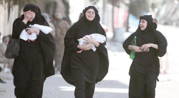 پس از دو ماه جنگ.. منبج از کنترل داعش خارج شد
