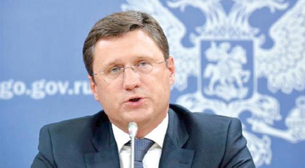 وزیر انرژی روسیه: برای ثبات بازار جهانی نفت با ریاض هماهنگی می کنیم