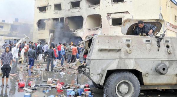 اسلحه داعش در سینا، ایرانی است و افراط گرایان از سودان و لیبی آن را قاچاق می کنند