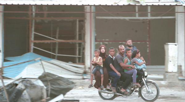 ارتش آزاد پیش از کردها به جرابلس می رسد