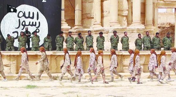 کاهش عناصر خارجی باعث استفاده داعش از کودکان انتحاری می شود