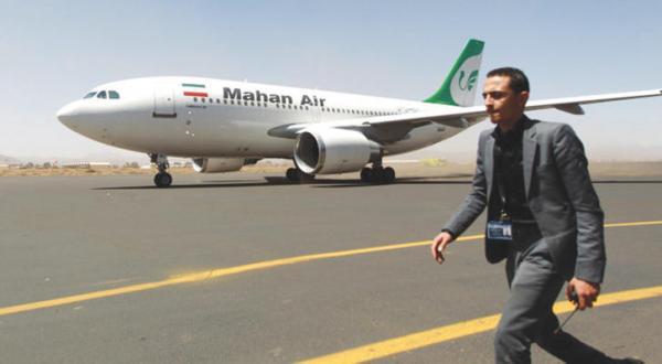 تسلیحات و جنگجو از تهران به دمشق با پرواز غیرنظامی