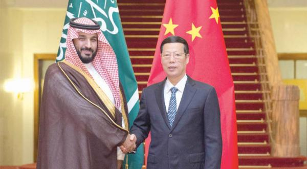 در اولین نشست کمیسیون مشترک.. عربستان سعودی و چین ۱۷ سند و یادداشت تفاهم همکاری امضا کردند