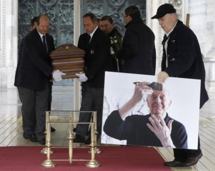 داریو فو، نمایشنامهنویس و برنده نوبل ادبیات، درگذشت