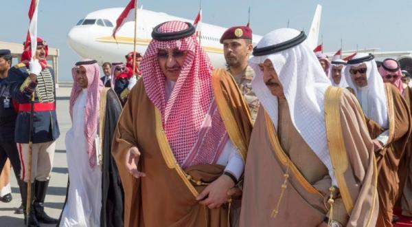 سفر ولیعهد عربستان سعودی به بحرین