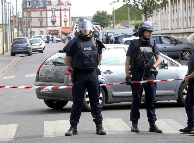 حمله تروریستی در فرانسه