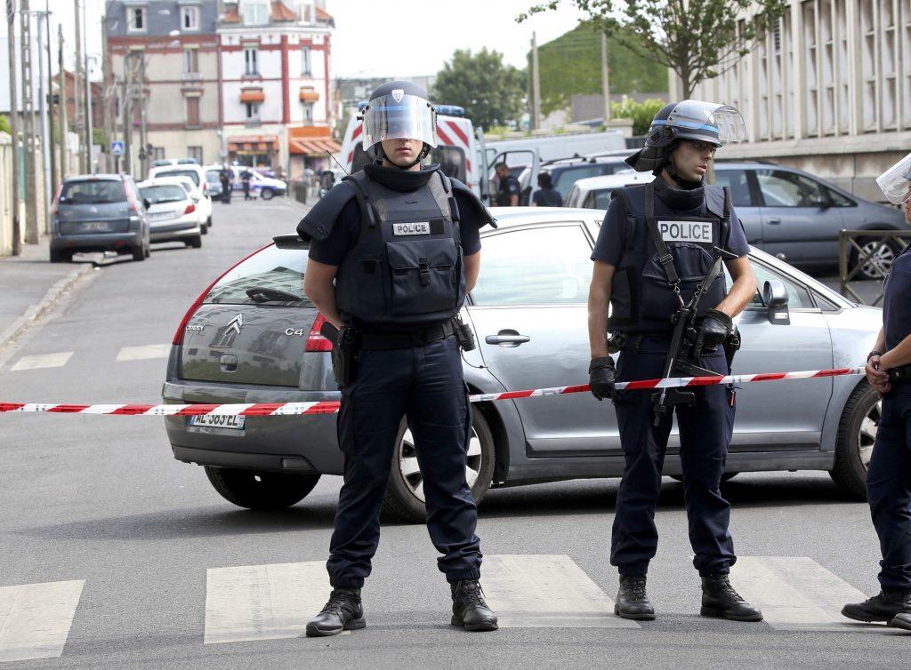 یک حمله تروریستی در فرانسه خنثی شد