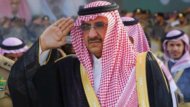 ولیعهد عربستان سعودی-محمد بن نایف
