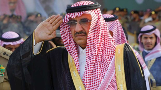 تاکید مجدد ولیعهد عربستان سعودی بر مبارزه علیه مواد مخدر