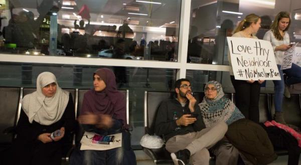 فرمان ترامپ و حکایت دانشجوی سودانی از آنچه در فرودگاه آمریکا بر او گذشت