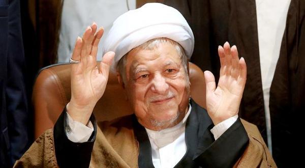 علی اکبر هاشمی رفسنجانی، رییس جمهور اسبق ایرانی