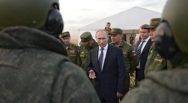 دوره بندی دخالت روسیه در سوریه