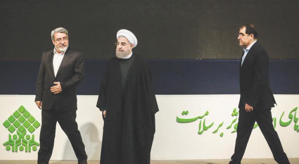 حسن روحانی به دنبال تصدی دوره بعدی انتخابات ریاست جمهوری است