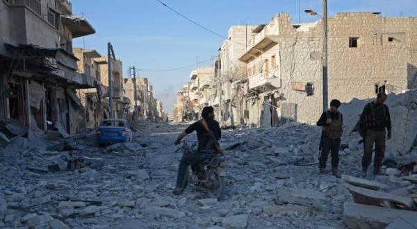 ۴۲ کشته در حمله انتحاری شهر شمالی سوریه