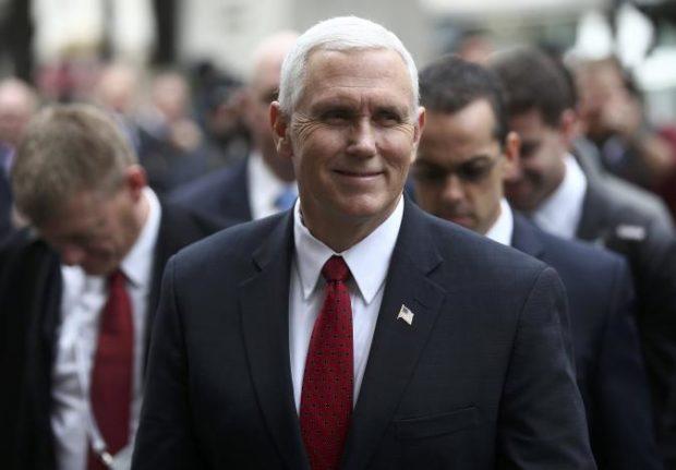 مایک پنس: دولت ترامپ به ایران اجازه دستیابی به تسلیحات هسته ای نمی دهد