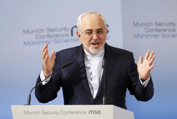 ظریف: اختیارات من در زمینه سوریه محدود است
