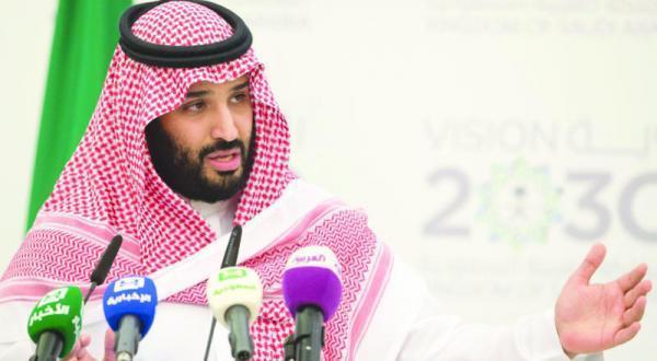 محمد بن سلمان: راه اندازی طرح بزرگ ترین شهرک فرهنگی –ورزشی در عربستان سعودی